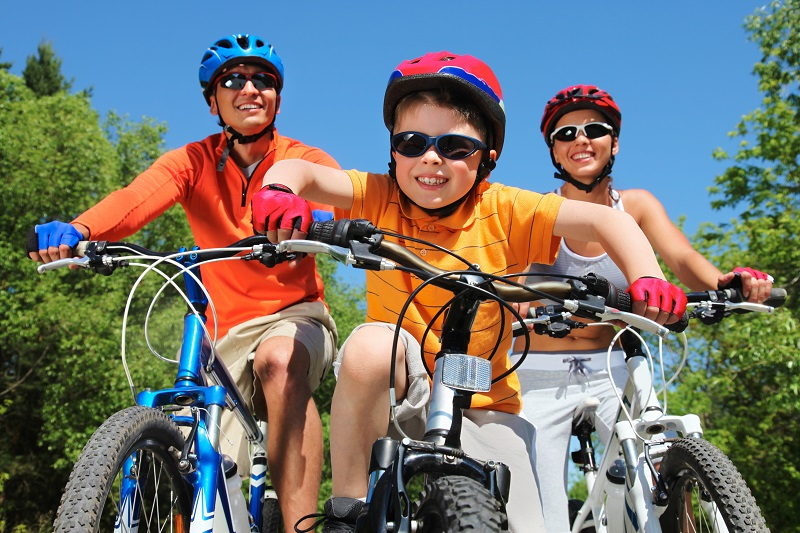 Find the Right Size Bike Helmet