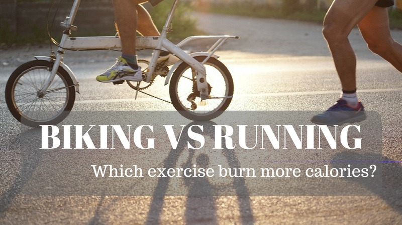 Biking vs Running