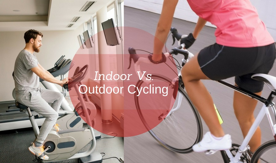 Indoor Vs. Outdoor Cycling