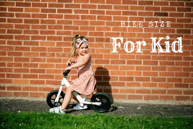 Bike Size For Kid