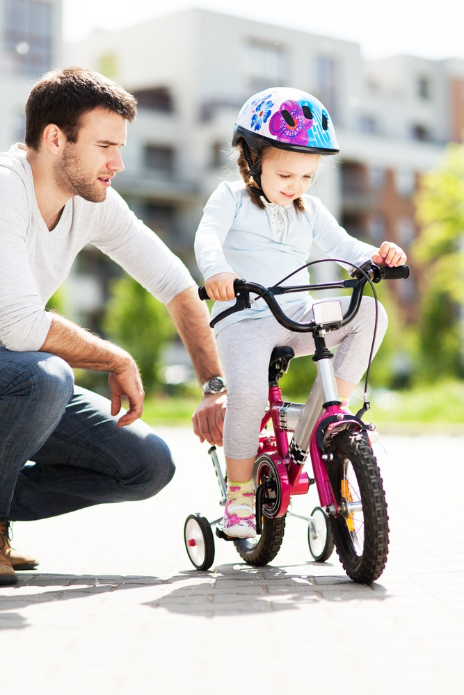 Your Child Needs the Right Size Bike